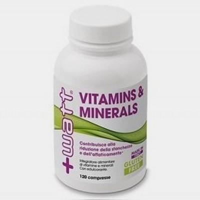 Vitamines et Minerales...
