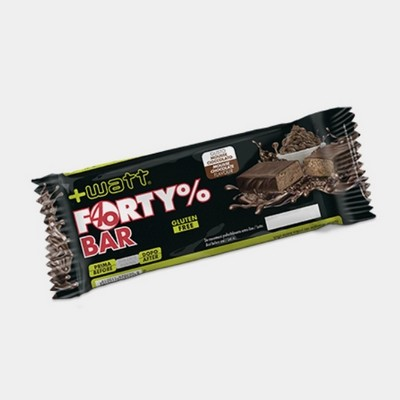 Barre Forty Proteine 40% 80 gr